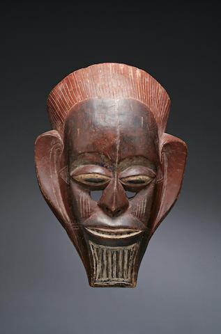 A Luba Kasai mask