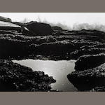 Ruth Bernhard (American, 1905-2006); Tide Pool;