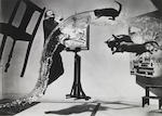 Philippe Halsman (American, 1906-1979); Halsman/Dalí;