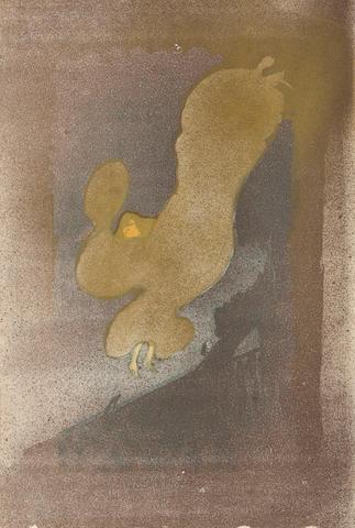 Henri de Toulouse-Lautrec (French, 1864-1901); Miss Loie Fuller;