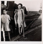 Dorothea Lange (American, 1895-1965); Selected Resettlement and Farm Security Administrative Images;