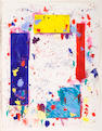Sam Francis (American, 1923-1994); Untitled;