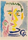 Pablo Picasso (Spanish, 1881-1973); Fumeur;