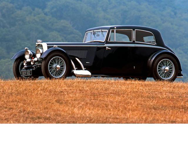 1934 Aston Martin 1.5 Liter MkII Sport Saloon K4/513/L