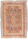 A Kerman carpet Central Persia, size approximately 8ft. 8in. x 12ft. 5in.