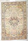 A Fereghan Sarouk rug Central Persia, size approximately 4ft. 4in. x 6ft. 6in.