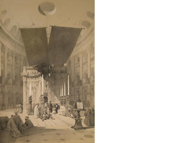 ROBERTS, DAVID.  1796-1864.