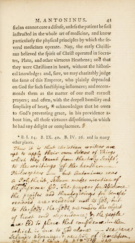 [ADAMS, JOHN. 1735-1826.]