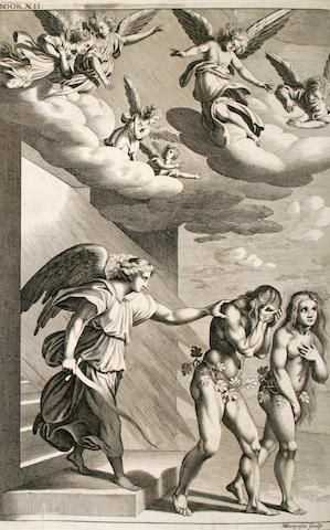 MILTON, JOHN. 1608-1674.