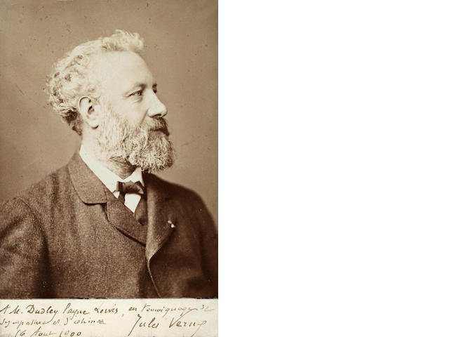 VERNE, JULES. 1828-1905