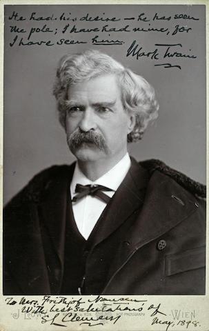 CLEMENS, SAMUEL LANGHORNE.