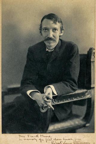 STEVENSON, ROBERT LOUIS. 1850-1894.