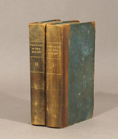 PARDOE, JULIA.  1806-1862.