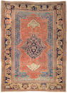 A Fereghan Sarouk carpet Central Persia, size approximately 8ft. 7in. x 11ft. 8in.