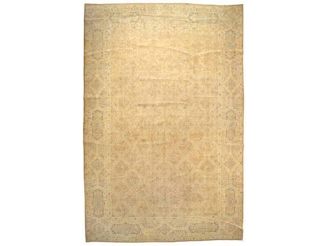 A Lavar Kerman carpet South Central Persia, size approximately 13ft. x 20ft.