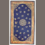 A Chinese carpet China, size approximately 9ft. x 16ft. 3in.