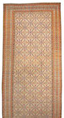 A Malayer long carpet Central Persia, size approximately 8ft. 6in. x 19ft. 2in.