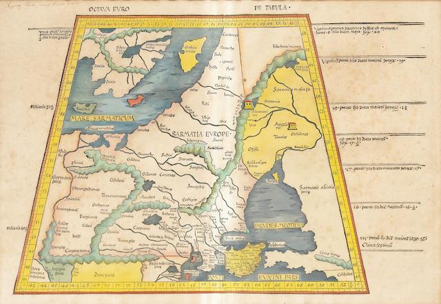 PTOLEMAEUS, CLAUDIUS.  87-150.