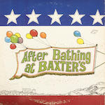 "A Jefferson Airplane original painting created by artist Ron Cobb for their album jacket ""After Bathing at Baxter's,"" 1967"