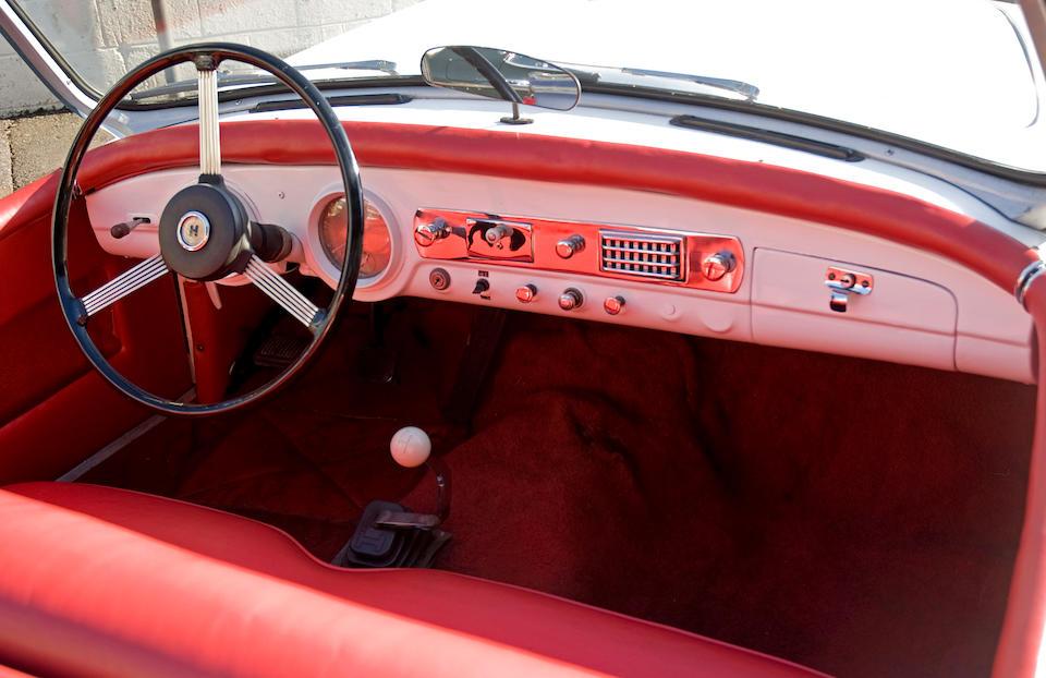 1953 Nash-Healey Roadster  Chassis no. N-2447 Engine no. NHA 1506