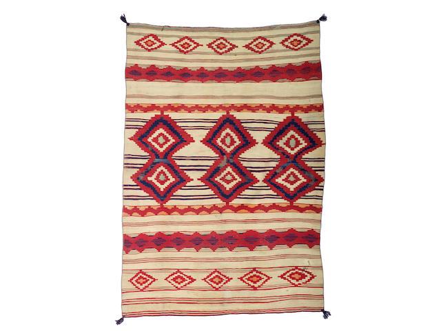 A Navajo classic blanket