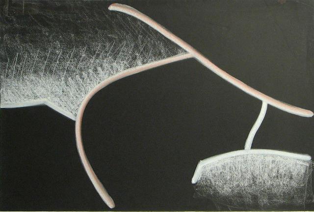 Gerald Walberg, Untitled, 1987;