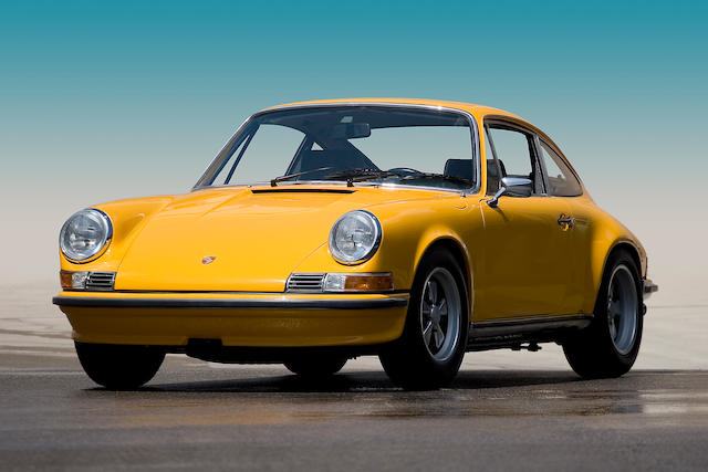 1972 Porsche 911 2.7 RS Prototype  Chassis no. 911 360 0012 Engine no. 6630022