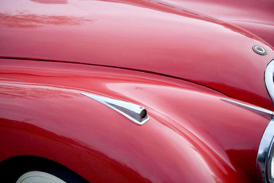 1950 Jaguar XK120 Roadster  Chassis no. 670756
