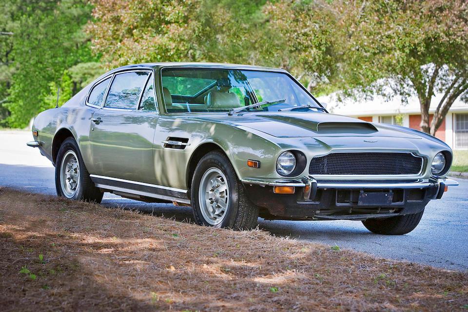 1975 Aston Martin Series III V8 Coupe  Chassis no. V8/11390LCA
