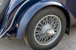 1934 Aston Martin 1 1/2 Liter MkII Sport Saloon  Chassis no. K4/513/L