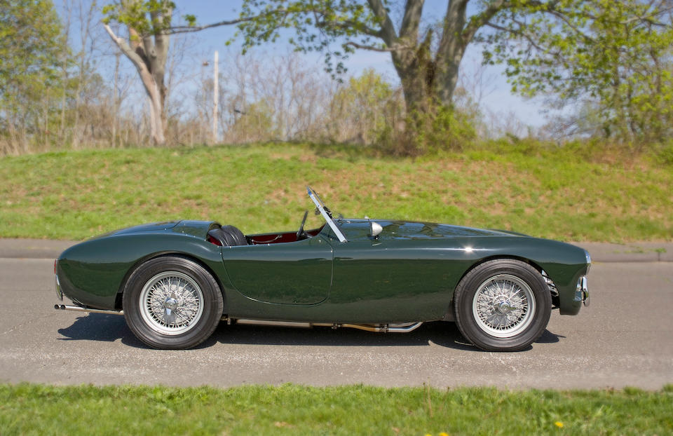1956 AC Ace  Chassis no. AEX 116 Engine no. CL 222SW