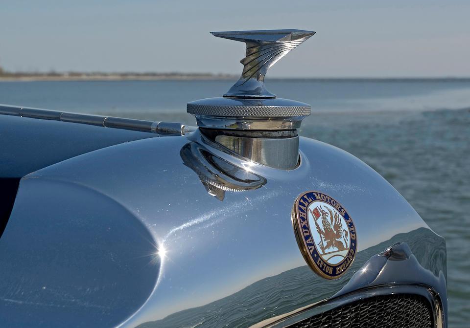 1928 Vauxhall 20/60 Hurlingham Speedster  Chassis no. 023931