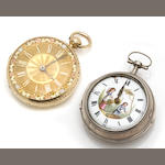 A collection of 11 pocket watches  various ages 11