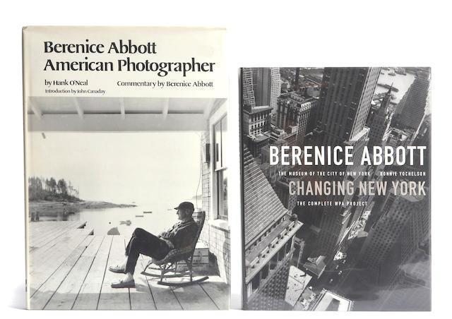 Abbott, Berenice.