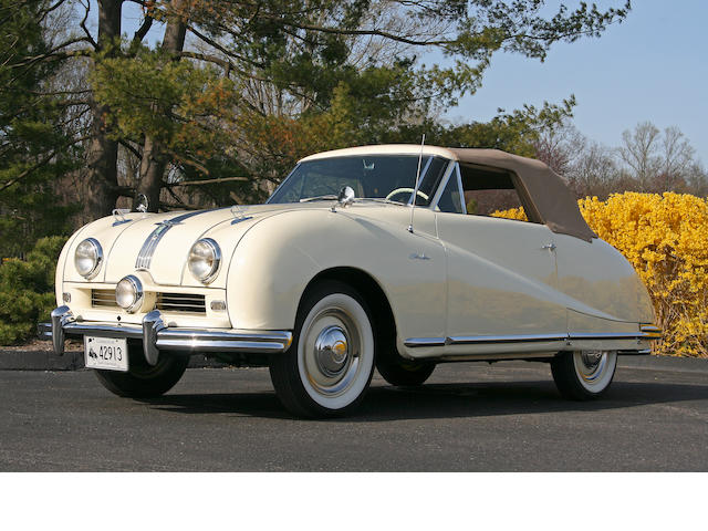 1949 Austin A-90 Atlantic Convertible LB6759538227