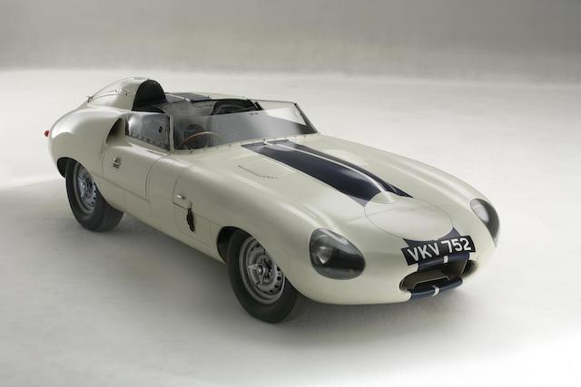 1960 Jaguar E2A Sports-Racing Prototype E2A