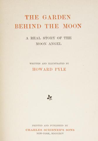 PYLE, HOWARD.  1853-1911.