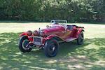 The Scuderia Ferrari,1930 Alfa Romeo 6C 1750 Gran Sport Spyder