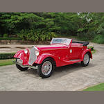 1933 Alfa Romeo 6C 1750GS Drophead Coupe 121215037