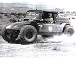 Ex-Solar Plastics Engineering Division/Steve McQueen/Bud Ekins,1967 'Baja Boot' Off Road Racing Buggy MICH67229