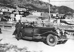 The second Continental built, ex-Capt. Kruse, ex-Margaret Allen 1933 Monte Carlo Rally Entrered ,193
