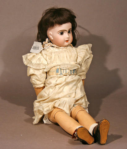 Jumeau Bisque head doll