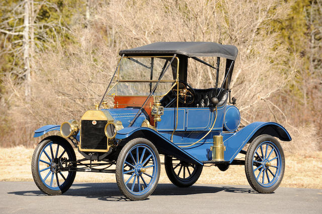 1911 Ford T Roadster Torpedo,