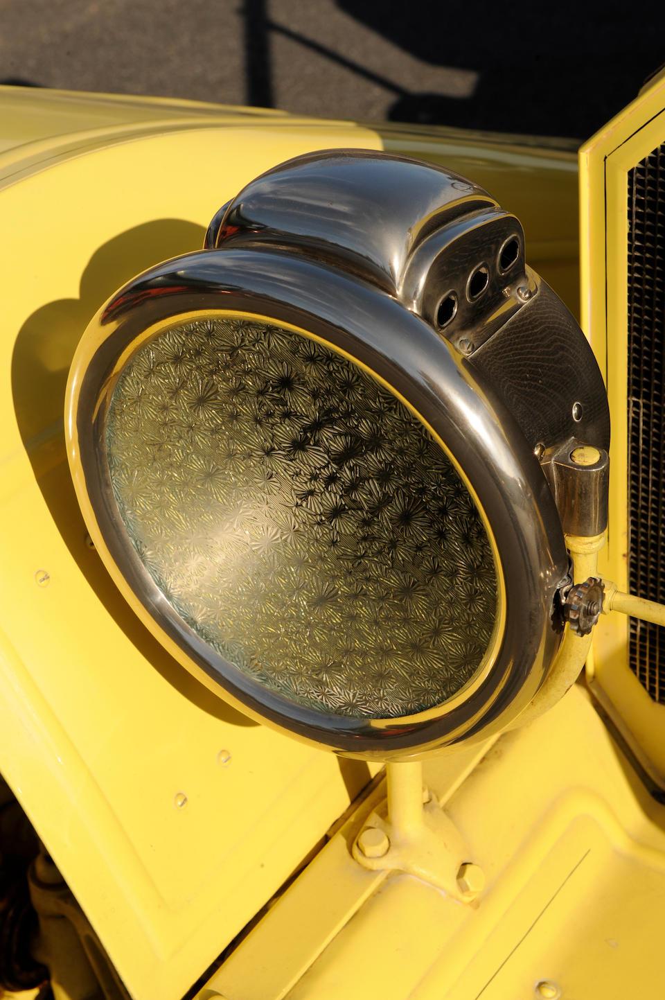 1911 Hudson Model 33 Mile-a-Minute Roadster  Engine no. KK9244