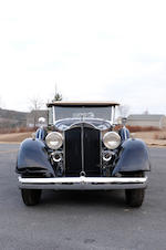 1934 Packard Phaeton Touring Car,