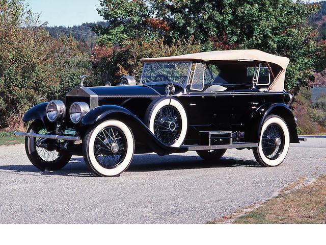 1923 Rolls Royce Silver Ghost D C Phaeton,
