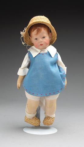 A Kathe Kruse doll