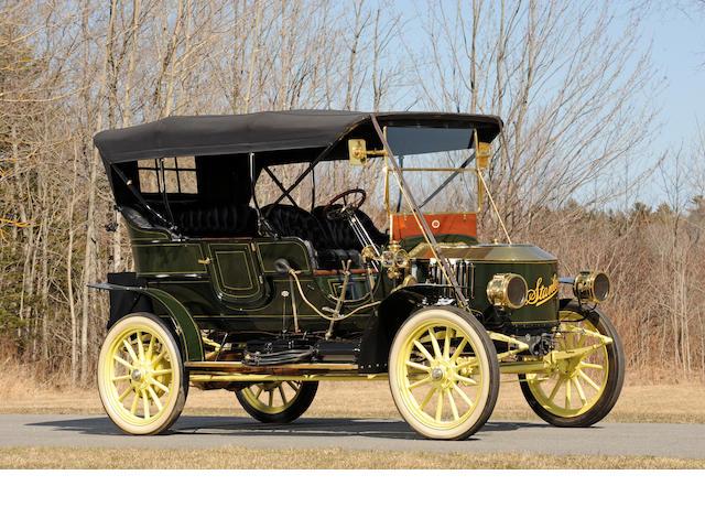 1908 Stanley Steamer M Touring,