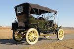 Ex-Otis Chandler,1908 Stanley Model M Five-Passenger Touring  Chassis no. 4261
