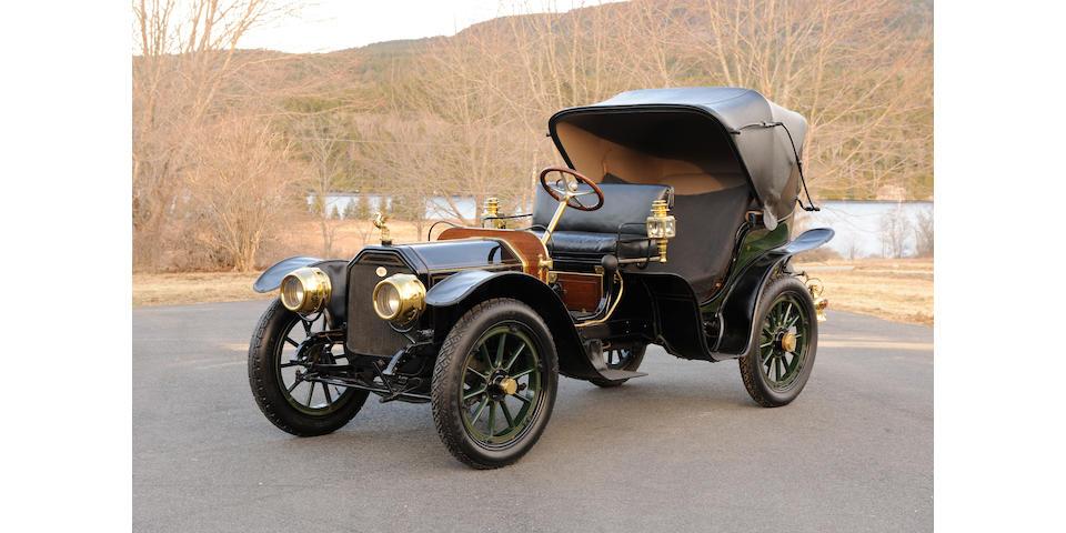 1910 Peerless 29 Victoria,
